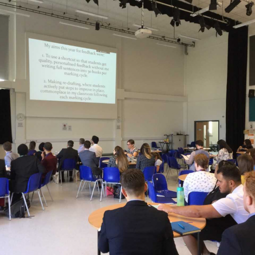 Westfield Annual Teachmeet June 2019